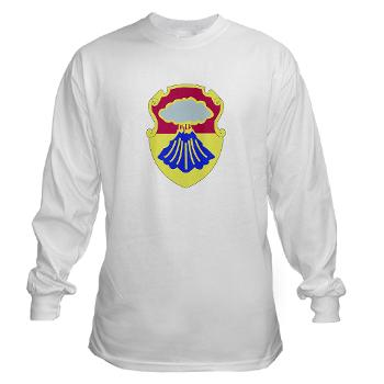 1B67AR - A01 - 03 - DUI - 1st Bn - 67th Armor Regt Long Sleeve T-Shirt