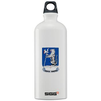 1B77AR - M01 - 03 - DUI - 1st Bn - 77th Armor Regt - Sigg Water Bottle 1.0L