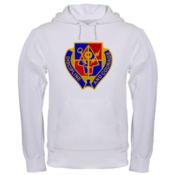 1BSTB - A01 - 03 - DUI - 1st Bde Special Troops Battalion Hooded Sweatshirt