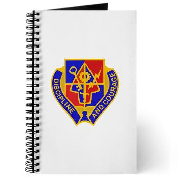 1BSTB - M01 - 02 - DUI - 1st Bde Special Troops Battalion Journal