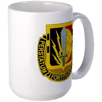 1CAV2BCTSTB - M01 - 03 - DUI - 2nd BCT - Special Troops Bn - Large Mug
