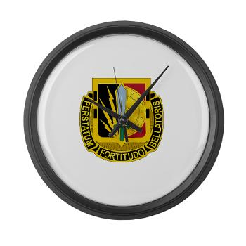 1CAV2BCTSTB - M01 - 03 - DUI - 2nd BCT - Special Troops Bn - Large Wall Clock