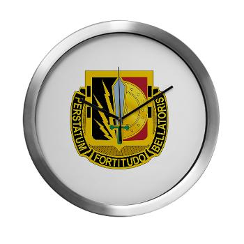 1CAV2BCTSTB - M01 - 03 - DUI - 2nd BCT - Special Troops Bn - Modern Wall Clock