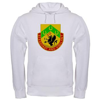 1CAV3BCTSTB - A01 - 03 - DUI - 3rd BCT - Special Troops Bn - Hooded Sweatshirt