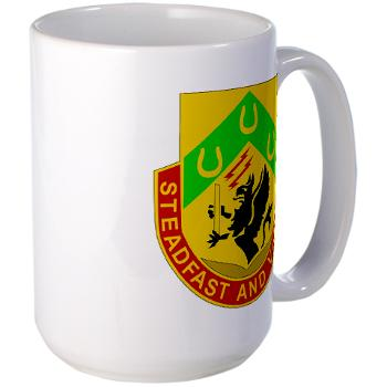 1CAV3BCTSTB - M01 - 03 - DUI - 3rd BCT - Special Troops Bn - Large Mug