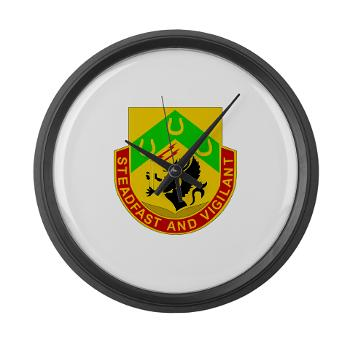 1CAV3BCTSTB - M01 - 03 - DUI - 3rd BCT - Special Troops Bn - Large Wall Clock