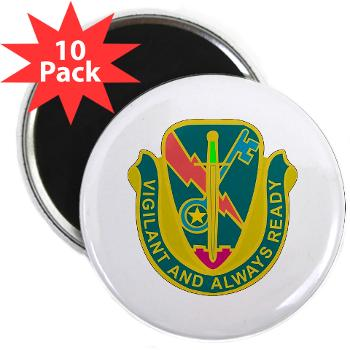 "1CAV4BCTSTB - M01 - 01 - DUI - 4th BCT - Special Troops Bn - 2.25"" Magnet (10 pack)"