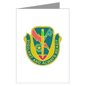 1CAV4BCTSTB - M01 - 02 - DUI - 4th BCT - Special Troops Bn - Greeting Cards (Pk of 10)