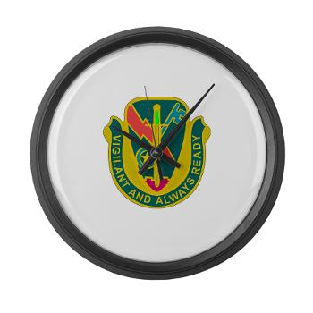 1CAV4BCTSTB - M01 - 03 - DUI - 4th BCT - Special Troops Bn - Large Wall Clock