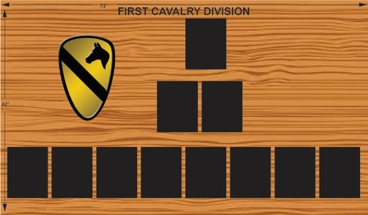 1st Cavalry Division - Display #1