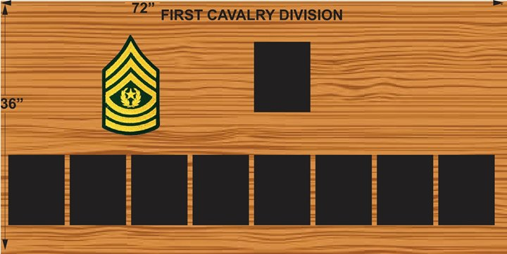1st Cavalry Division - Display #2