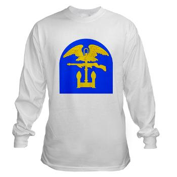 1EB - A01 - 03 - SSI - 1st Engineer Brigade - Long Sleeve T-Shirt