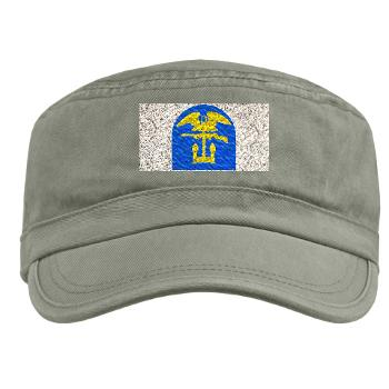 1EB - A01 - 01 - SSI - 1st Engineer Brigade - Military Cap