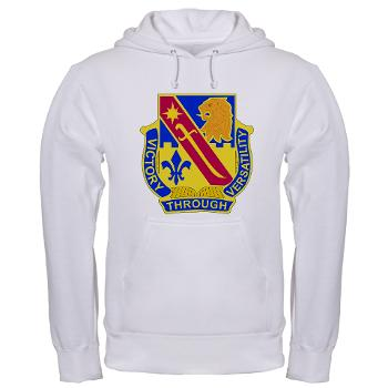 1ID1BCTSTB - A01 - 03 - DUI - 1st BCT - Special Troops Bn - Hooded Sweatshirt