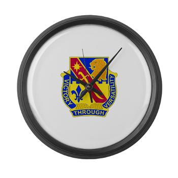 1ID1BCTSTB - M01 - 03 - DUI - 1st BCT - Special Troops Bn - Large Wall Clock
