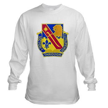 1ID1BCTSTB - A01 - 03 - DUI - 1st BCT - Special Troops Bn - Long Sleeve T-Shirt