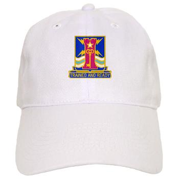 1ID4BCTSTB - A01 - 01 - DUI - 4th BCT - Special Troops Battalion - Cap