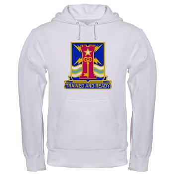 1ID4BCTSTB - A01 - 03 - DUI - 4th BCT - Special Troops Battalion - Hooded Sweatshirt