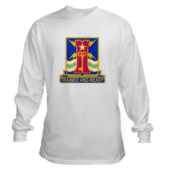 1ID4BCTSTB - A01 - 03 - DUI - 4th BCT - Special Troops Battalion - Long Sleeve T-Shirt