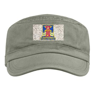 1ID4BCTSTB - A01 - 01 - DUI - 4th BCT - Special Troops Battalion - Military Cap