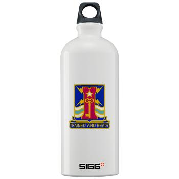 1ID4BCTSTB - M01 - 03 - DUI - 4th BCT - Special Troops Battalion - Sigg Water Bottle 1.0L