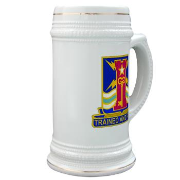 1ID4BCTSTB - M01 - 03 - DUI - 4th BCT - Special Troops Battalion - Stein