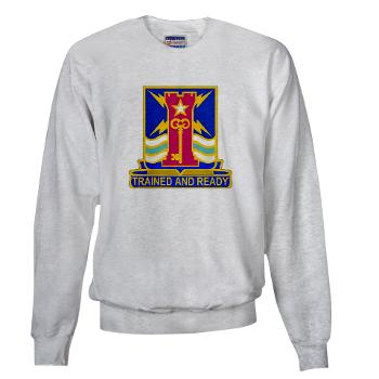 1ID4BCTSTB - A01 - 03 - DUI - 4th BCT - Special Troops Battalion - Sweatshirt