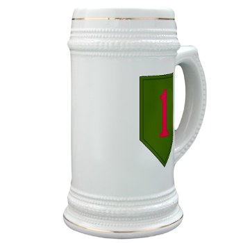 1IDSTB - M01 - 03 - DUI - Division - Special Troops Battalion Stein