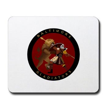 1RBBRB - M01 - 03 - DUI - Baltimore Recruiting Bn Mousepad
