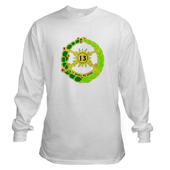 1S13CR - A01 - 03 - DUI - 1st Sqdrn - 13th Cav Regt - Long Sleeve T-Shirt