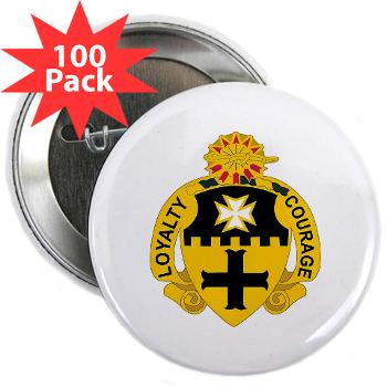 "1S5CR - M01 - 01 - DUI - 1st Squadron - 5th Cavalry Regiment - 2.25"" Button (100 pack)"
