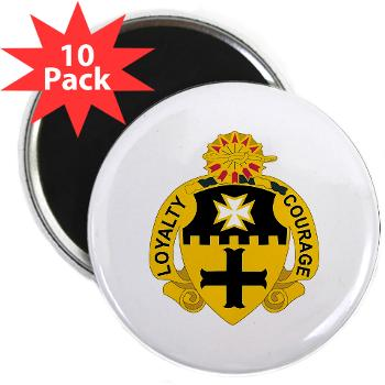 "1S5CR - M01 - 01 - DUI - 1st Squadron - 5th Cavalry Regiment - 2.25"" Magnet (10 pack)"