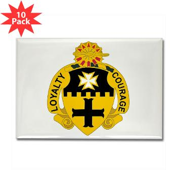 1S5CR - M01 - 01 - DUI - 1st Squadron - 5th Cavalry Regiment - Rectangle Magnet (10 pack)