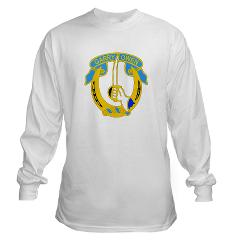 1S7CR - A01 - 03 - DUI - 1st Squadron - 7th Cavalry Regiment - Long Sleeve T-Shirt