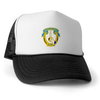 1S7CR - A01 - 02 - DUI - 1st Squadron - 7th Cavalry Regiment - Trucker Hat