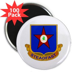 "1s409rc - M01 - 01 - DUI - 1st Squadron - 409th Regiment (CAV)(TS) 2.25"" Magnet (100 pack)"