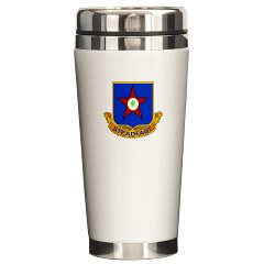 1s409rc - M01 - 03 - DUI - 1st Squadron - 409th Regiment (CAV)(TS) Ceramic Travel Mug