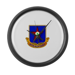 1s409rc - M01 - 03 - DUI - 1st Squadron - 409th Regiment (CAV)(TS) Large Wall Clock