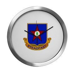 1s409rc - M01 - 03 - DUI - 1st Squadron - 409th Regiment (CAV)(TS) Modern Wall Clock
