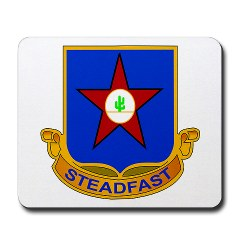 1s409rc - M01 - 03 - DUI - 1st Squadron - 409th Regiment (CAV)(TS) Mousepad