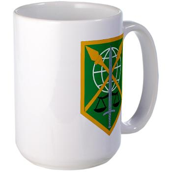 200MPC - M01 - 03 - 200th Military Police Command - Large Mug