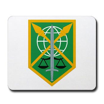 200MPC - M01 - 03 - 200th Military Police Command - Mousepad