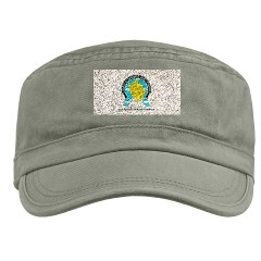 201BFSB - A01 - 01 - DUI - 201st Battlefield Surveillance Brigade with Text Military Cap