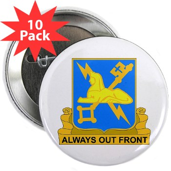 "209MIC - M01 - 01 - DUI - 209th Military Intelligence Coy - 2.25"" Button (10 pack)"
