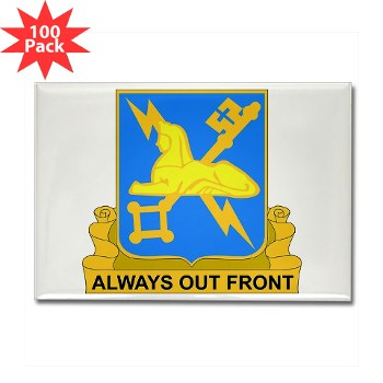 209MIC - M01 - 01 - DUI - 209th Military Intelligence Coy - Rectangle Magnet (100 pack)