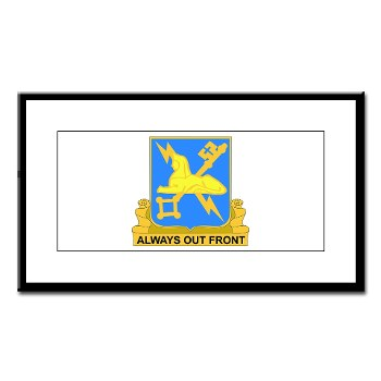 209MIC - M01 - 02 - DUI - 209th Military Intelligence Coy - Small Framed Print