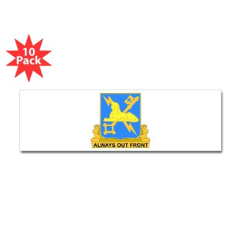 209MIC - M01 - 01 - DUI - 209th Military Intelligence Coy - Sticker (Bumper 10 pk)