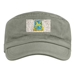 209MIC - A01 - 01 - DUI - 209th Military Intelligence Coy with text - Military Cap