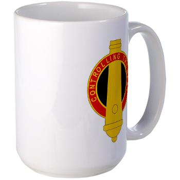 210FB - M01 - 03 - DUI - 210th Fires Bde Large Mug