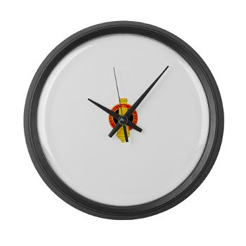 210FB - M01 - 03 - DUI - 210th Fires Bde Large Wall Clock
